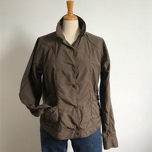 Columbia Titanium Omni-dry brown light jacket